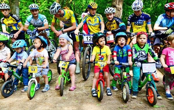Детская велогонка пройдёт в Харькове